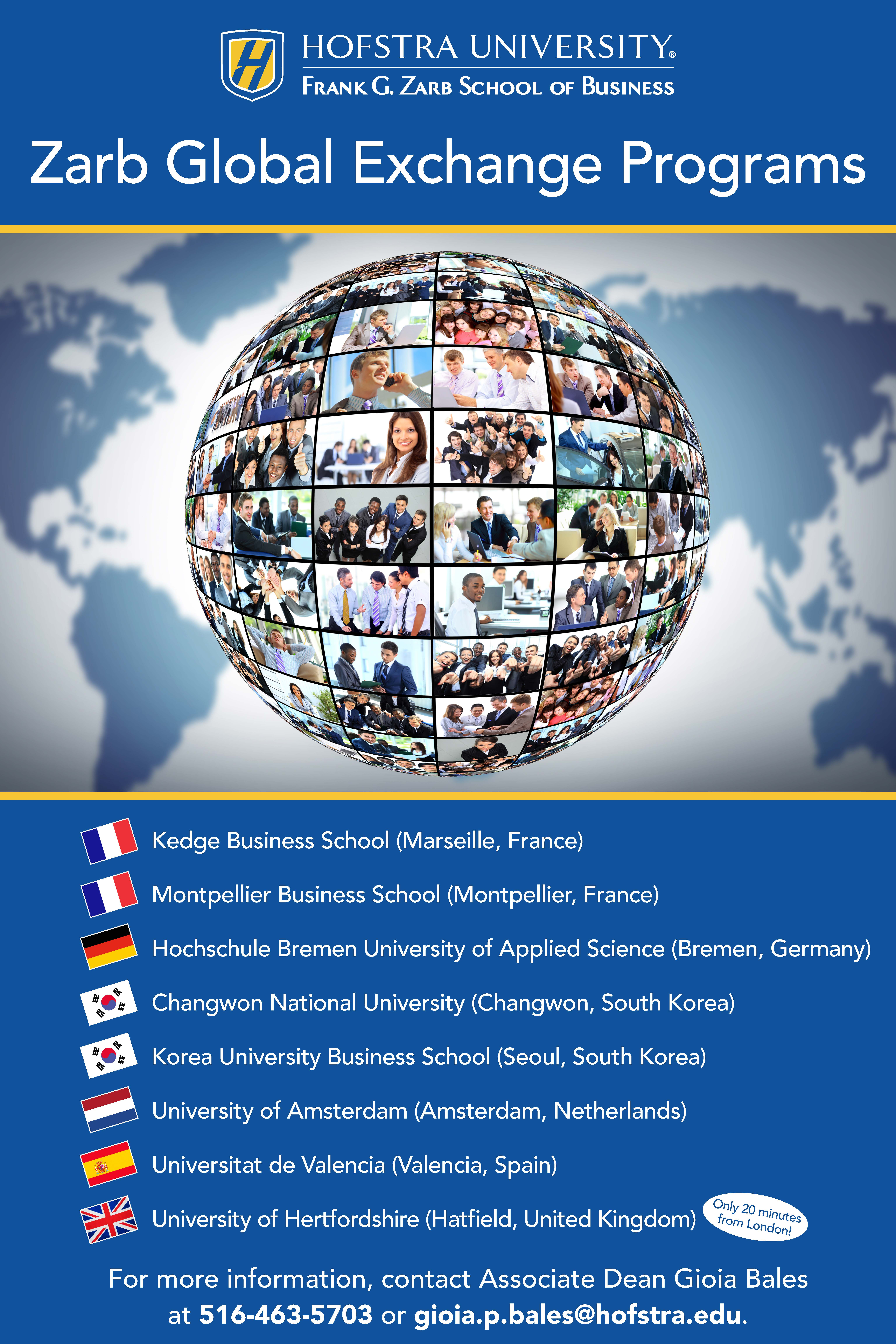 Study Abroad | College of Business - Illinois State